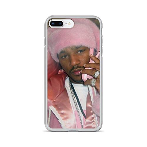 nasboy Cam'Ron in Pink Case Cover Compatible for iPhone (7 Plus/8 Plus)