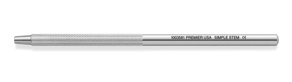 Premier PR-1003581 Mirror Handle Simple Stem (Pack of 1)