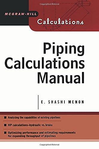 amazon com piping calculations manual mcgraw hill calculations rh amazon com Excel Manual Calculation Mode HVAC Load Calculation Manual N