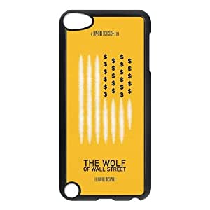 iPod Touch 5 Phone Case Black Wolf Of Wall Street ES7TY7894682