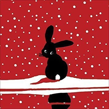 We Are Macmillan Cancer Support Charity Christmas Cards - Snow Bunny ...