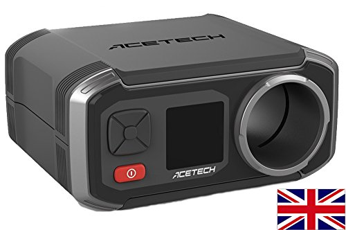 AIRSOFT SHOOTING CHRONO CHRONOGRAPH XCortech NEW X3200 AC6000 ACETECH BB TESTER