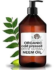 B.O.T Cosmetic & Wellness garden Neemolja kallpressad oraffinerad 100 % ren