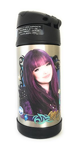 Disney Descendants 2 Thermos Funtainer Bottle ~ 12 oz by Thermos