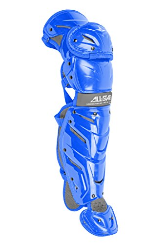 (All-Star S7 Axis Youth 9-12 Pro Leg Guards LG912S7X (Royal))
