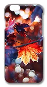 Autumn Leaves Custom Case For Ipod Touch 5 Cover Polycarbonate 3D