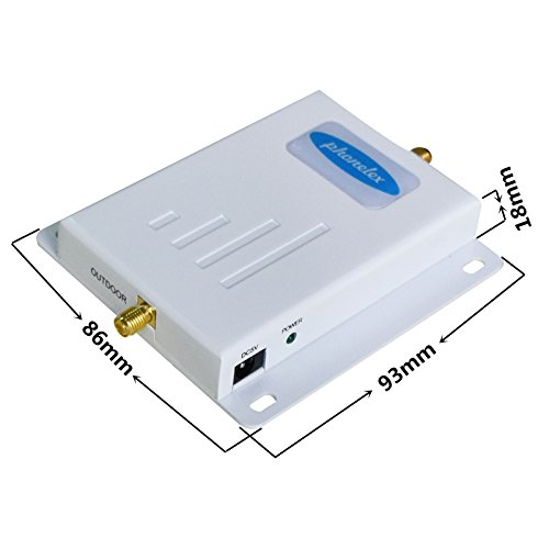 Phonelex at&T T-Mobile Cell Phone Signal Booster 4G LTE 700Mhz FDD Band 12/17 Cell Signal Booster Mobile Phone Signal Amplifier Repeater (Main Body at&T) by phonelex (Image #5)
