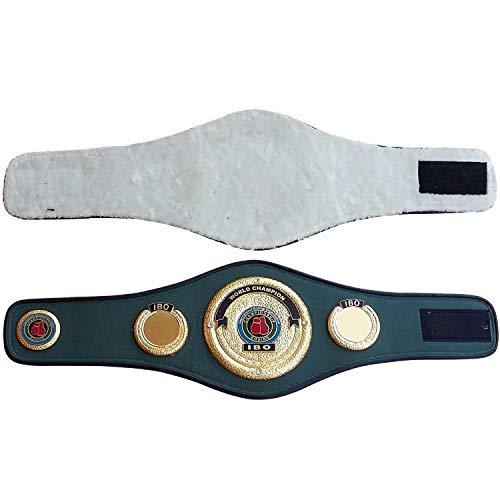 IBO Boxing Mini Championship Belt Synthetic Leather