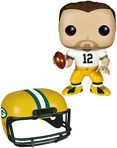 Aaron Rodgers Pop Vinyl NFL