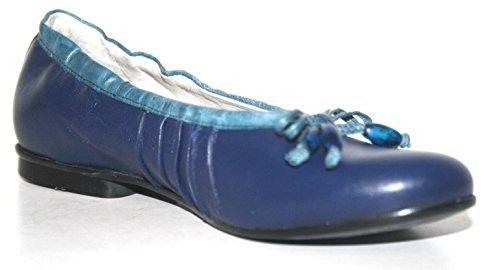 Cherie pour chaussures, ballerines fille 7764 bleu-taille 32 (sans emballage)