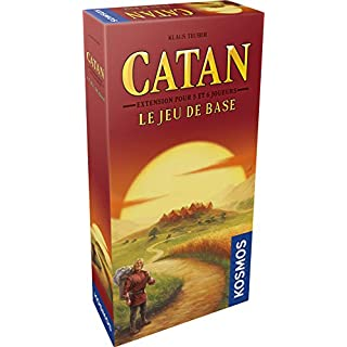 Zman Games– Catan Game of Strategy, ficat02