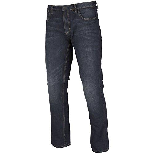 KLIM K Fifty 2 Straight Riding Pant 34 Denim - Stealth Blue - Ltd Denim Pant