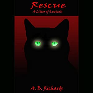 Rescue: A Litter of Quetzels Audiobook