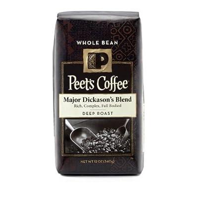 Peet's Whole Bean Major Dickason's Blend Review