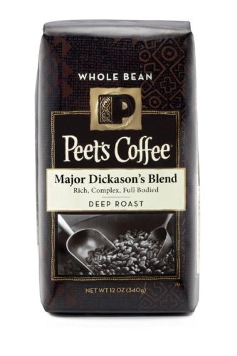Peet's Whole Bean Major Dickason's Blend Review