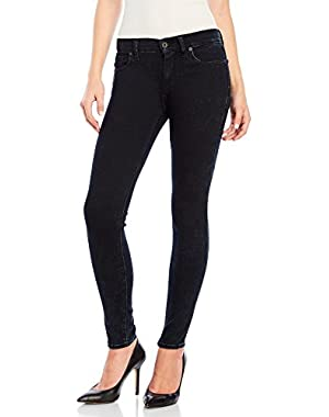 Women's Mid Rise Slim Fit Brooke Legging Jean