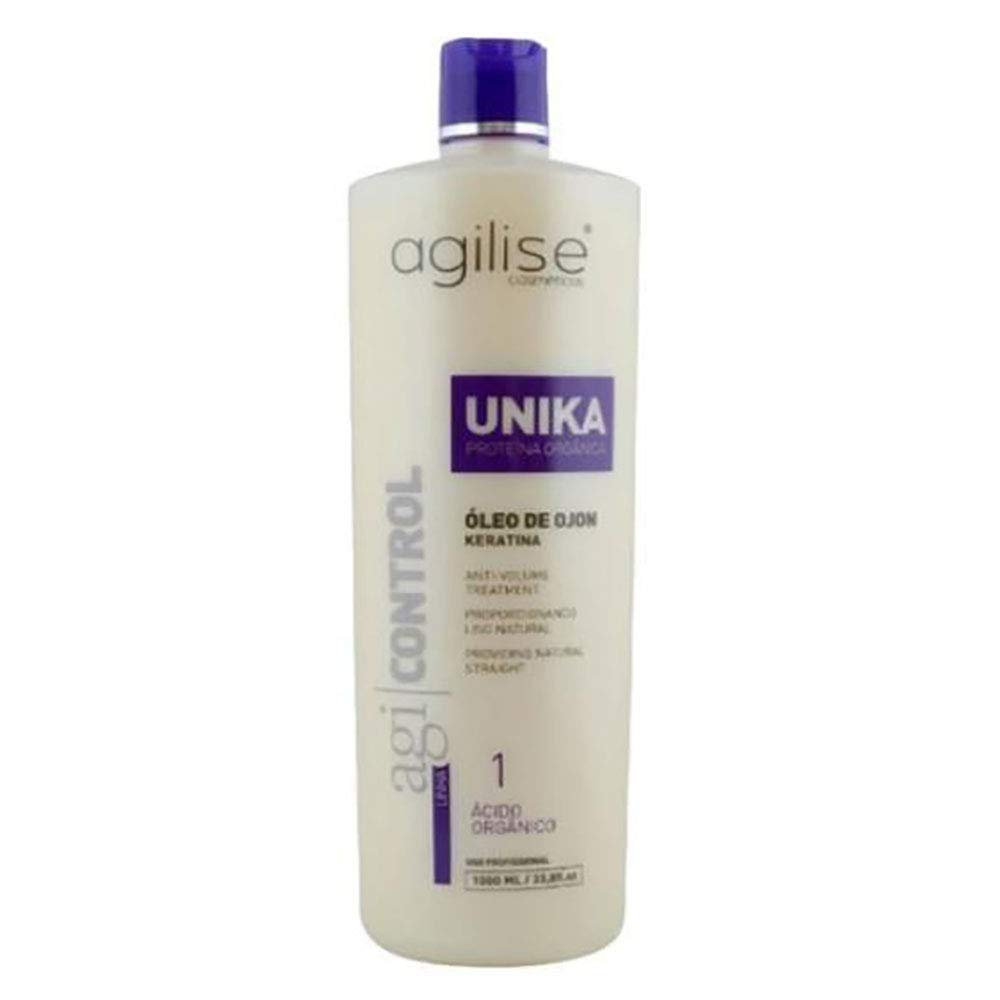 Agi Control Unika Formol Free Blowout Treatment 1L - Agilise Professional