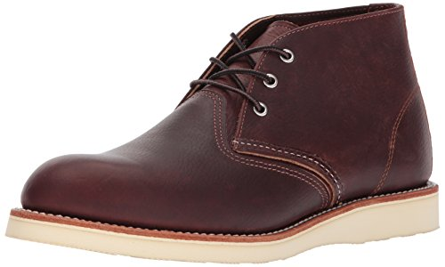 Red Wing Men's Heritage Work Chukka Boot, Briar Oil Slick, 10.5 D(M) US