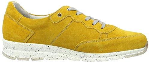Romika Vrouwen Tabea 18 Brogue Lace Up Brogues Gele (saffraan)