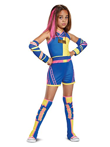 Women's Wrestling Costumes Wwe (Sasha Banks Deluxe WWE Costume, Multicolor, Large)