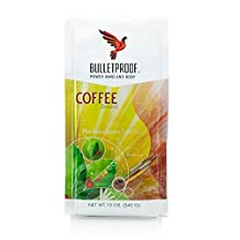 Bulletproof The Original Ground Regular Coffee, 340 Grams -packaging may vary
