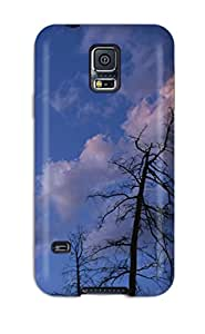 Protection Case For Galaxy S5 / Case Cover For Galaxy(dual Monitors Zombie) 8NKXFBZD7S04H6KO