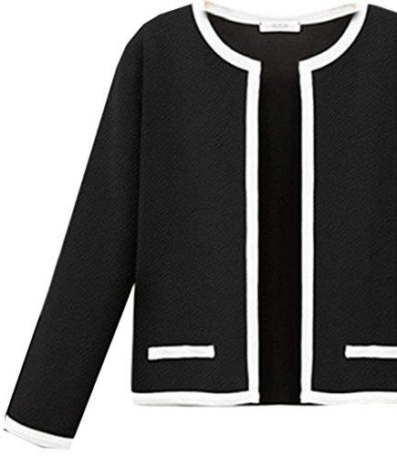 Petite Black Jacket - 3