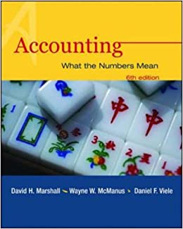 Book Accounting: With Student Study Resource, PowerWeb and NetTutor Package: What the Numbers Mean