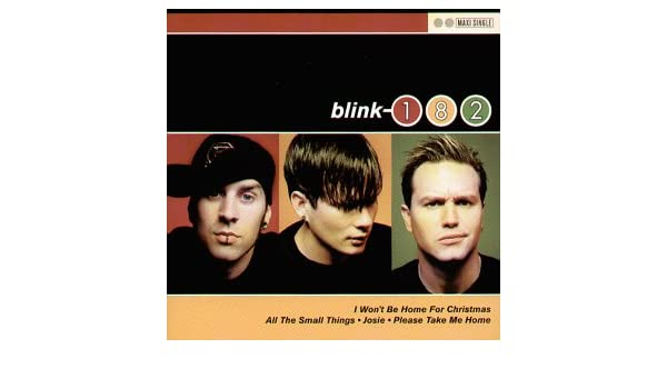 Blink 182 I Won T Be Home For Christmas.I Wont Be Home For Christmas Blink 182 Amazon Ca Music