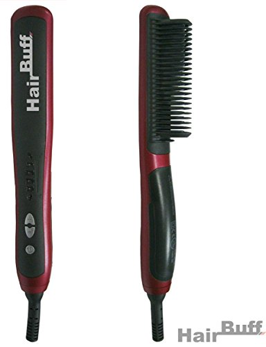 brush that straightens hair - 3