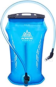 Azarxis Hydration Bladder 1.5/2 Liter Leak Proof Water Reservoir, BPA Free Hydration Pack Replacement for Runn