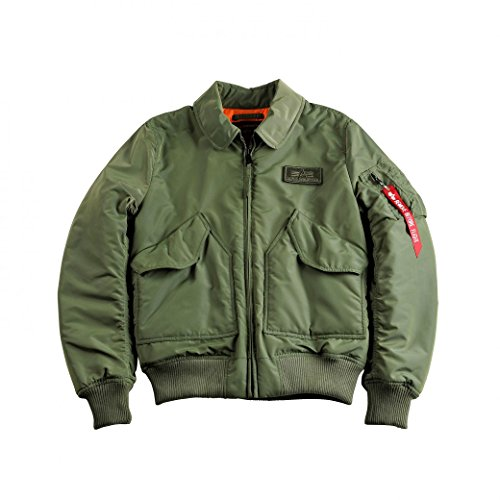 Verde Industries Alpha Vf Cwu Jacket Tt Salvia q6xX7FwH