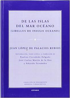 De las islas del mar Océano