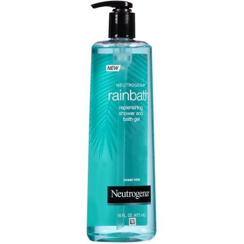 Neutrogena Rainbath Ocean Mist Replenishing Shower and Bath Gel, 16 Fluid Ounce - 12 per case.
