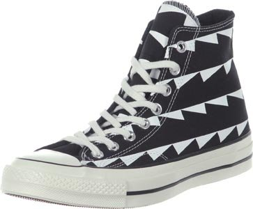 5 Converse Black egret Star All Hi 9 Chaussures 70 white rCYTqwr