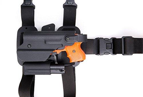 JPX 2 Shot RL Leg Holster- Gun not included by FireStorm