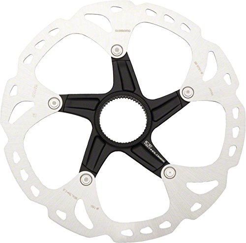 - SHIMANO XT SM-RT81 Center Lock Disc Brake Rotor (180mm)