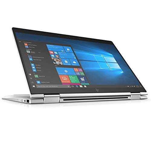 HP EliteBook x360 1030 G4 Notebook PC, Intel Core i7-8665U Processor with Intel UHD Graphics 620 (1.9 GHz Base Frequency, up to 4.8 GHz with Intel Turbo Boost Technology, 8 MB L3 Cache, 4 cores)