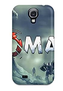 New Style Alfremith Anomaly 2 Premium Tpu Cover Case For Galaxy S4