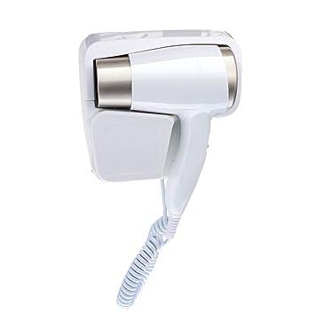 Secadores de pelo Instalación en la Pared del Hotel Control de Temperatura Inteligente Secador de Cabello