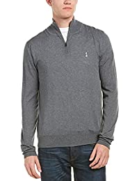 Faconnable Mens Sweater, S, Grey