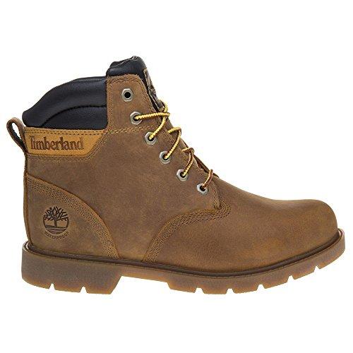 Boots Timberland Leavitt Saddleback Brown Sudan Dark 5RnO8PRq