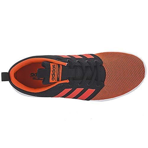 Les Coureur Cloudfoam Hommes Noir Baskets negbas Ftwbla Rojsol Rapide Adidas 000 7ar7Awq