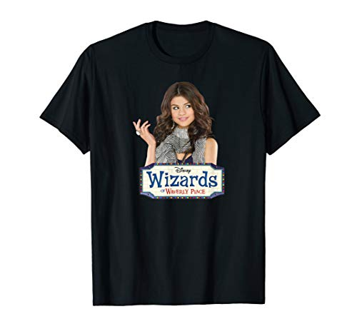 Disney Channel Wizards of Waverly Place Alex T-Shirt (Max From Wizards Of Waverly Place 2016)