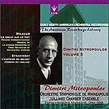 Milhaud: Le Boeuf Sur Le Toit / Stravinsky: L'Histoire Du Solday (Version En Anglais) (Early North American Orchestra Recordings, Vol. 5)