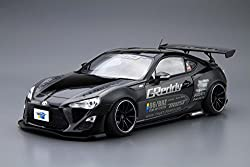 1/24 The Tuned Car ZN6 TOYOTA 86 '12 GREDDY & ROCKET BUNNY VOLK RACING Ver.(Plastic Model) by Aoshima