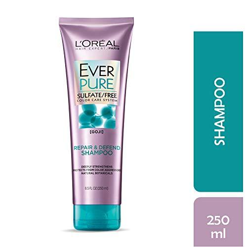 L'Oreal Paris Hair Care Hair Expertise Everpure Repair and Defend Shampoo,