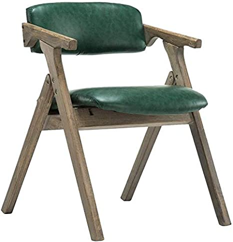 Tavoli E Sedie Vintage.Qtqzdd Sedia Da Pranzo Vintage In Legno Pu Imbottita Sedia