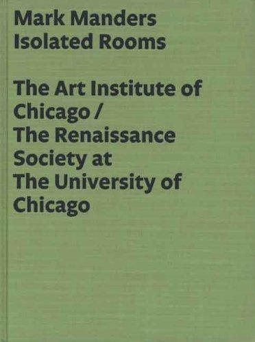 Read Online Mark Manders: Isolated Rooms (Roma Publication) pdf epub