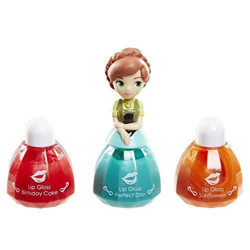 Frozen Little Kingdom Makeup Set: Anna Frozen Fever Lip (Lip Gloss Refills)